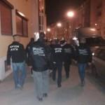 Niemieccy nacjonaliści patrolują ulice Monachium