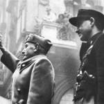 Alessandro Pavolini: Żadnych paktów z prawicą i plutokracją!