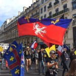 Rekonkwista – nacjonaliści i tradycjonaliści maszerowali w Paryżu