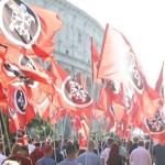 """""""Włochy dla Włochów!"""" – 5000 faszystów na ulicach Wiecznego Miasta"""
