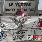 Niemieccy nacjonaliści z wizytą u hiszpańskich NR
