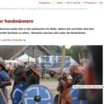 """Achtung: """"Neonaziści"""" szturmują polską wyspę Wolin"""