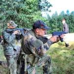 Paramilitaryzm: Ćwiczenia terenowe nacjonalistów na Mazowszu
