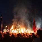 Termopile 2017, Złoty Świt: Zwalczamy zdrajców i tchórzy!