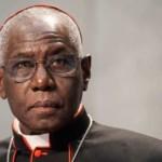 Afrykański kardynał mówi językiem europejskich nacjonalistów