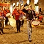 Na szlaku Krzyża Celtyckiego – polscy nacjonaliści maszerowali w Madrycie