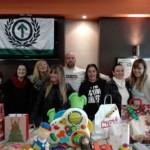 Portugalscy nacjonaliści: Dary dla dzieci, walka z masonerią
