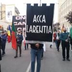 Acca Larentia 2018: Marsz i saluty rzymskie 6000 faszystów w Wiecznym Mieście