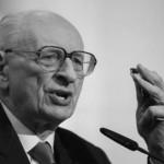 """Prawda o życiu """"profesora"""" Władysława Bartoszewskiego"""