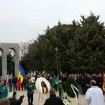 Hiszpańscy i rumuńscy nacjonaliści w hołdzie Bohaterom Legionu